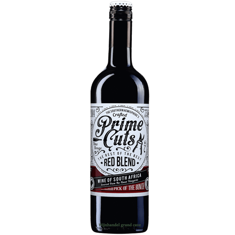 Prime Cuts red blend
