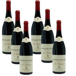 Beaujolais Village La Vauxonne doos 6 flessen aanbieding