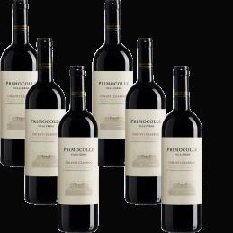 Villa Cerna Primocolle Chianti Classico DOCG doos 6 flessen