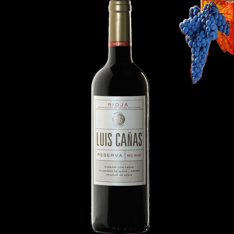 Luis Canas Rioja Reserva 12.892562