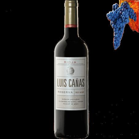 Luis Canas Rioja Reserva