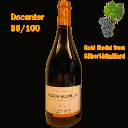 Macon-Mancey - Vignerons de Mancey 2017 gamay