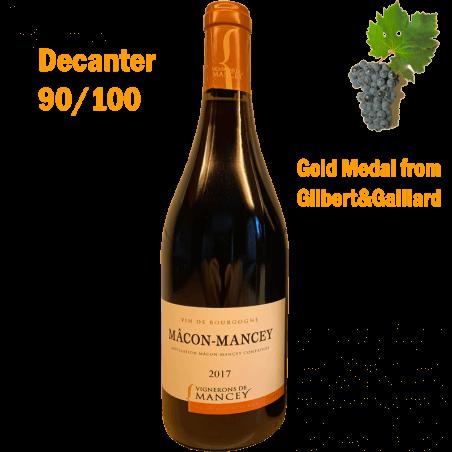 Macon-Mancey - Vignerons de Mancey 2017