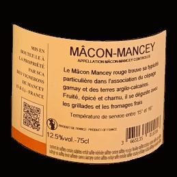 Macon-Mancey - Vignerons de Mancey 2017 14.46281