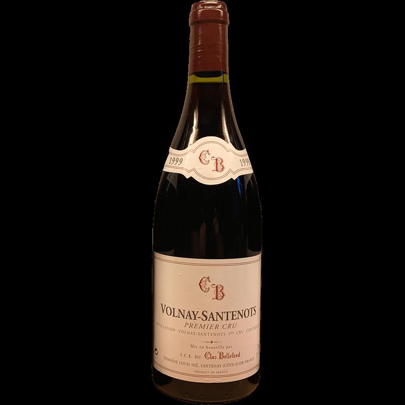 Clos Bellefond Volnay-Santenots 1er Cru 1999