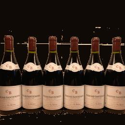 Clos Bellefond Volnay-Santenots 1er Cru 1999 6 flessen