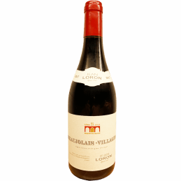 Jean Loron Beaujolais Village 2017