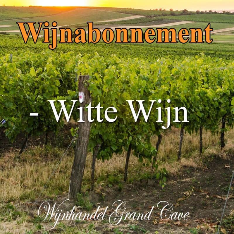 Wijnabonnement witte wijn