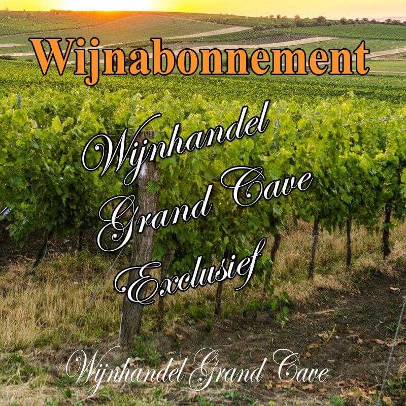 Wijnabonnement Wijnhandel Grand Cave Exclusief