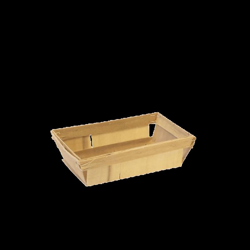 Houten vierkant mandje 1,5 kilo 1.214876