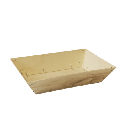 Plywood mandje serie 4