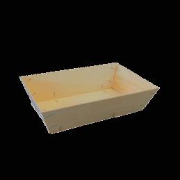Plywood mandje serie 3