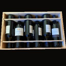 Chateau La Couronne Saint-Emilion Grand Cru 2006 12 flessen in orginele houten kist