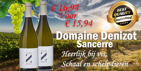 Domaine Denizot Sancerre Loire Wijn