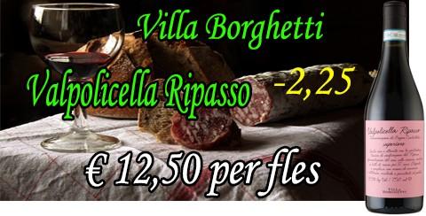 Villa Borghetti Valpolicella Ripasso