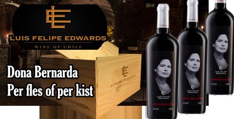 Luis Felipe Edwards Dona Bernarda