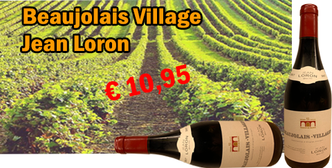Jean Loron Beaujolais Village
